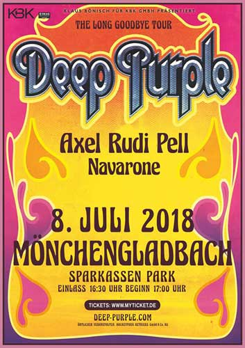 Deep Purple & Friends