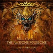 Review: Gamma Ray - Hell Yeah!!! The Awesome Foursome