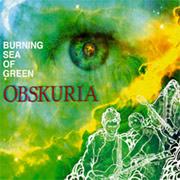Review: Obskuria - Burning Sea Of Green