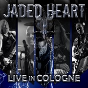 Review: Jaded Heart - Live In Cologne