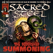 Review: Sacred Steel - The Bloodshed Summoning