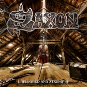 Saxon: Unplugged And Strung Up
