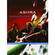 DVD/Blu-ray-Review: Ashra - Correlations In Concert - DVD