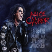 DVD/Blu-ray-Review: Alice Cooper - Raise The Dead: Live From Wacken