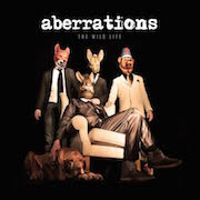 Review: Aberrations - The Wild Life - limitiertes rotes Vinyl