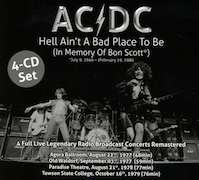 Review: AC/DC - Hell Ain't A Bad Place To Be – 4 Full Live Legendary Radio Broadcast Concerts Remastered