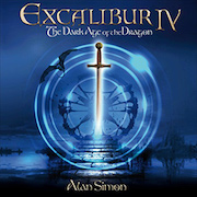 Excalibur IV - Alan Simon: The Dark Age Of The Dragon
