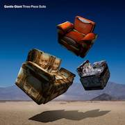 DVD/Blu-ray-Review: Gentle Giant - Three Piece Suite (The Steven Wilson Remixes)