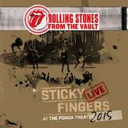 DVD/Blu-ray-Review: The Rolling Stones - From The Vault: Sticky Fingers – Live At The Fonda Theatre 2015