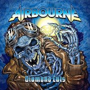 DVD/Blu-ray-Review: Airbourne - Diamond Cuts – Deluxe Box