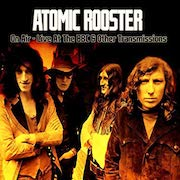 DVD/Blu-ray-Review: Atomic Rooster - On Air – Live At The BBC & Other Transmissions