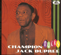 Champion Jack Dupree: Rocks