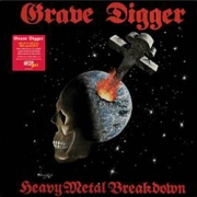 Grave Digger: Heavy Metal Breakdown (Re-Release)