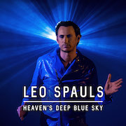"Leo Spauls: ""Heaven's Deep Blue Sky"" (feat. Mike Garson)"
