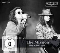 DVD/Blu-ray-Review: The Mission - Live At Rockpalast