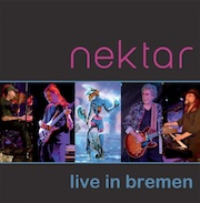 Nektar: Live in Bremen – streng limitierte 3-LP-Version