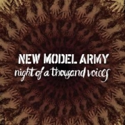 DVD/Blu-ray-Review: New Model Army - Night Of A Thousand Voices