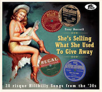 Various Artists: She's Selling What She Used To Give Away