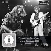 DVD/Blu-ray-Review: Commander Cody - Live At Rockpalast 1980