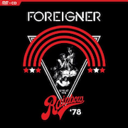 DVD/Blu-ray-Review: Foreigner - Live At The Rainbow ´78