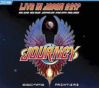 DVD/Blu-ray-Review: Journey - Live In Japan 2017: Escape + Frontiers