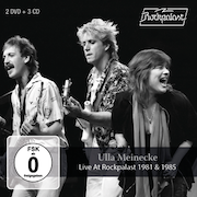 DVD/Blu-ray-Review: Ulla Meinecke - Live At Rockpalast 1981 & 1985