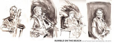 RUMBLE ON THE BEACH