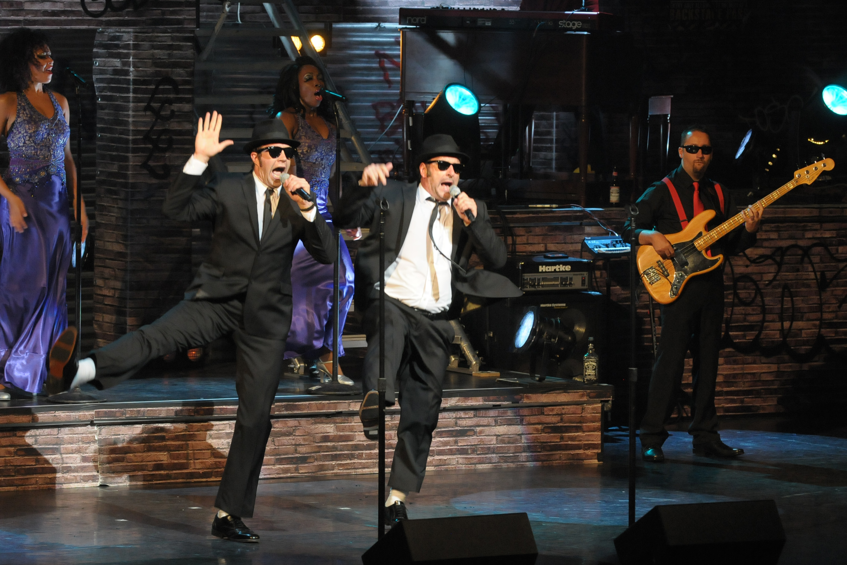 THE BLUES BROTHERS - Approved -